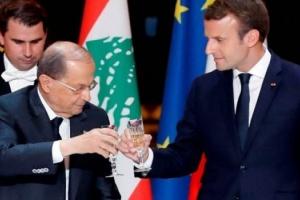 فرنسا ترهن المساعدة المالية للبنان بتشكيل حكومة إصلاحية