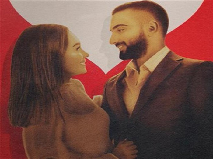 محمد الشرنوبي ينشر صورًا جديدة مع خطيبته راندا رياض
