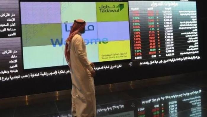 البورصة السعودية تغلق تداولاتها على انخفاض عند 8005.77 نقطة