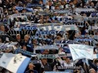 منع 30 مشجعا للاتسيو الإيطالي من حضور المباريات