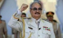 """حفتر يعلن انطلاق العمليات العسكرية نحو طرابلس: """"دقت ساعة الصفر"""""""