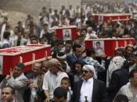 """""""جثث إب"""" تفضح انكسار الحوثيين في جبهات الموت"""