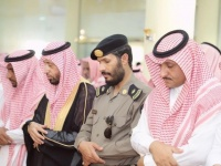 الثاني خلال ساعات.. تشييع جثمان جندي سعودي استشهد على حدود اليمن