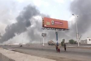 مليشيا الحوثي تخرق الهدنة وتستهدف منطقة الكيلو 16