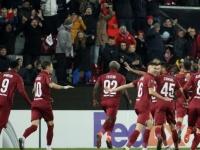 كلوج الروماني يطيح بلاتسيو الإيطالي خارج الدوري الأوروبي