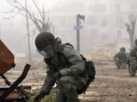 المصالحة الروسي فى سوريا: الإرهابيين يحضرون لمحاكاة هجوم كيميائى