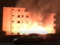السودان.. حريق جزئي فى قسم الصيانة التابع للمخابرات