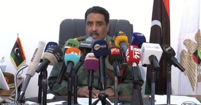 الجيش الوطني الليبي: دمرنا عشرات الطائرات المسيرة التركية في معارك طرابلس