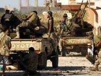 اشتباكات عنيفة على محاور العاصمة الليبية طرابلس