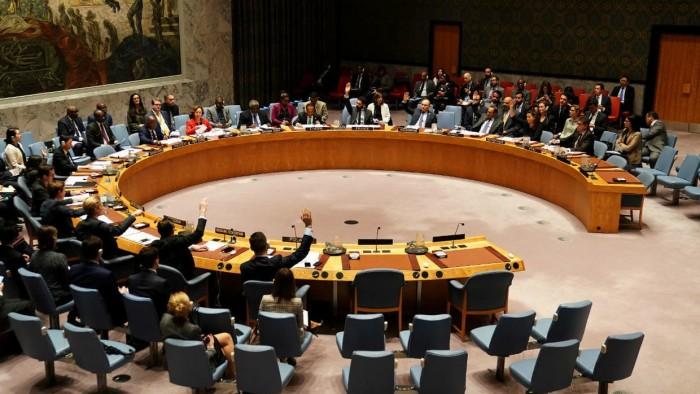 في مهمته باليمن.. مجلس الأمن يوافق بالإجماع على دعم غريفيث