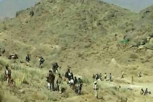 هربًا من الخطوط الأمامية.. اشتباكات عنيفة بصفوف الحوثي شمال الضالع