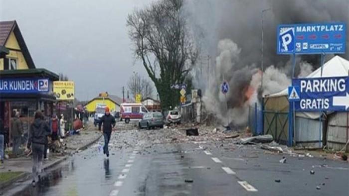 إصابة 25 شخصا في انفجار في مدينة بلانكنبرغ بشرق ألمانيا
