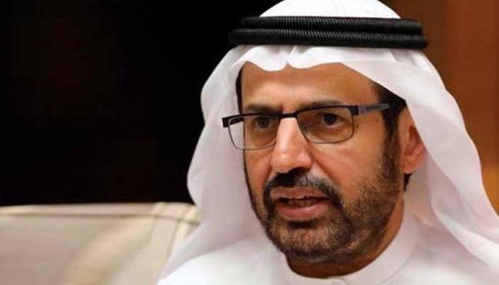 النعيمي: الإمارات أتعبت قناة العالم الإيرانية!