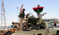 الجيش الوطني الليبي يعلن سيطرته على أهم مواقع لمليشيا الوفاق