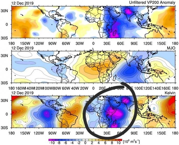 توقعات بارتفاع نسبي لدرجات الحرارة في الجنوب خلال الشتاء