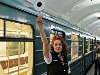 """""""موسكو"""" تعلن تدريب النساء على قيادة قطارات مترو الأنفاق"""