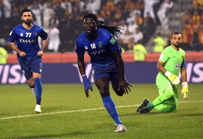 مهاجم الهلال يصف نفسه بالمحظوظ بعد الفوز على الترجي في مونديال الأندية