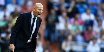 زيدان يعلن قائمة ريال مدريد لمواجهة فالنسيا في الليجا