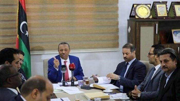 الحكومة الليبية المؤقتة تعتزم مقاضاة تركيا وقطر دوليًا