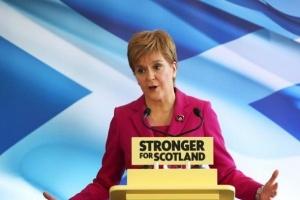 رئيسة وزراء استكتلندا تطالب جونسون باستفتاء ثانٍ على استقلال اسكتلندا