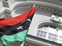 السفارة الليبية في القاهرة تنتفض ضد حكومة الوفاق
