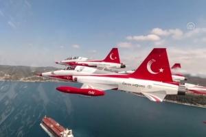الحكومة القبرصية: قرار تركيا بنشر طائرات مسيّرة شمال قبرص مزعزع للاستقرار