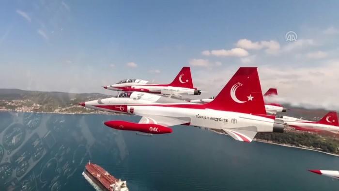 الحكومة القبرصية: قرار تركيا بنشر طائرات مسيّرة شمال قبرص مقلق