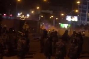 تجدد التوتر في بيروت بعد اعتداء أشخاص على متظاهرين