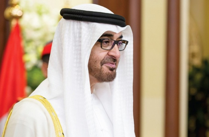 محمد بن زايد يُهنئ البحرين ملكًا وشعبًا باليوم الوطني
