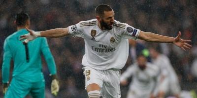 بنزيما يقود هجوم ريال مدريد لمواجهة فالنسيا