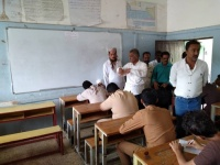 بدء الامتحانات الفصلية في مدارس خنفر