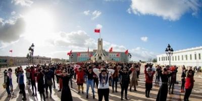 كنشيد احتجاجي.. تونسيات ينتفضن ضد التحرش بأغنية تشيلية