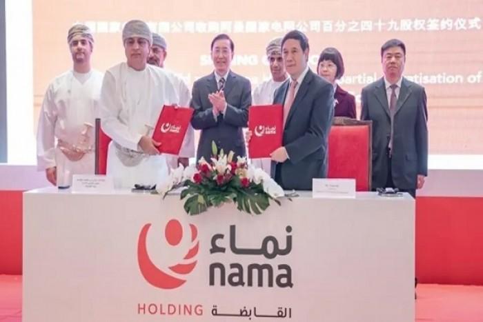 """بمليار دولار.. """"عمان"""" تبيع حصة في شركة كهرباء لمشترٍ صيني"""
