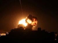 الجيش الوطني الليبي يستهدف مواقع المليشيات المسلحة بمصراتة
