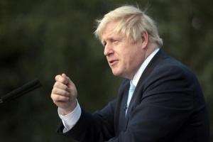 جونسون يتعهد بإنجاز عملية الخروج من الاتحاد الأوروبي