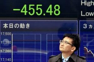 نيكي الياباني ينخفض 0.28% في بداية تعامل اليوم الإثنين