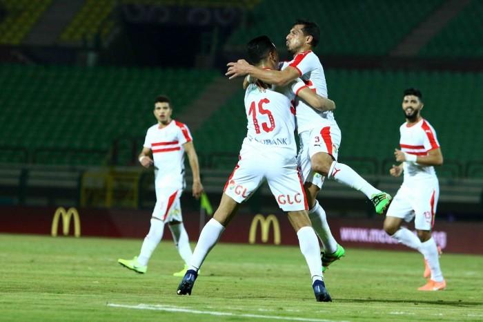 الزمالك يخسر بثلاثية مقابل هدفين في الدوري المصري