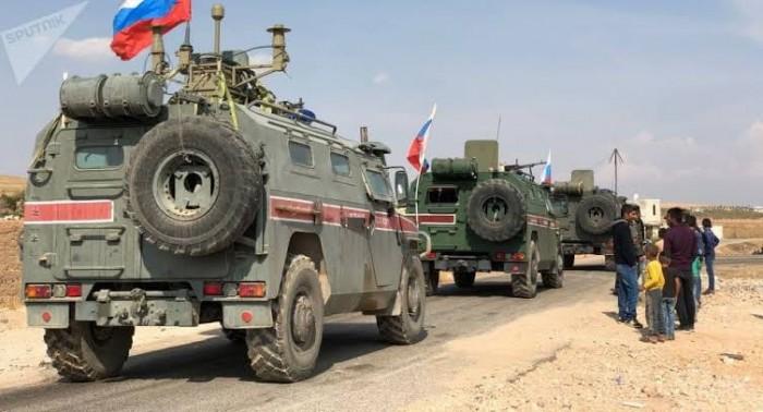 موسكو تكشف عن تسيير دورية روسية تركية مشتركة جديدة فى سوريا