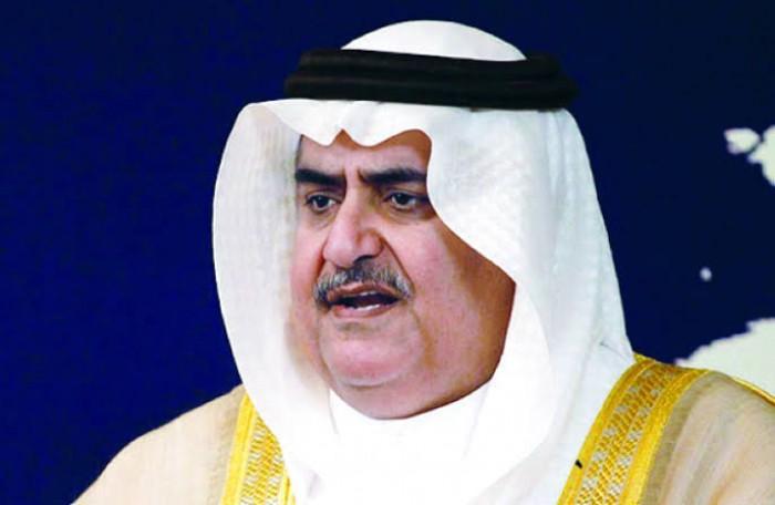 وزير الخارجية البحريني يدعم موقف الملك سلمان بشأن قمة كوالالمبور