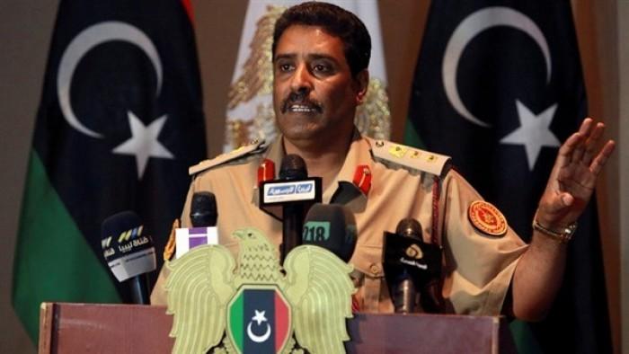 المسماري: سلاح الجو الليبي يسيطر على العاصمة ودمرنا طائرات مسيرة تركية