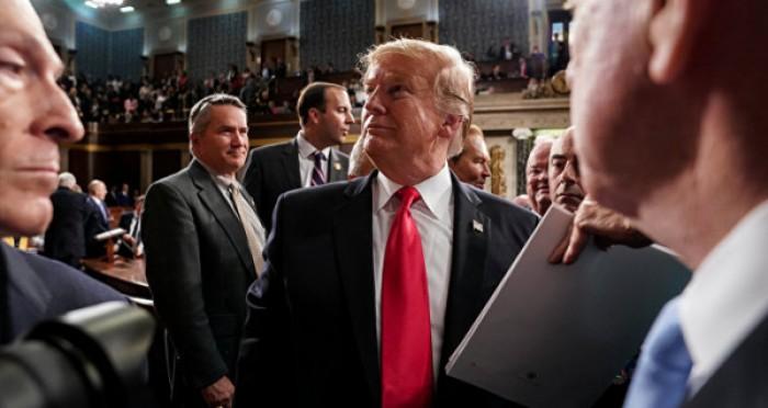اليوم.. الكونجرس الأمريكي يصوّت على مادتين لعزل ترامب