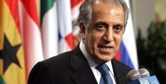 الممثل الخاص الأمريكي للمصالحة بأفغانستان يصل كابول للتشاور حول محادثات السلام