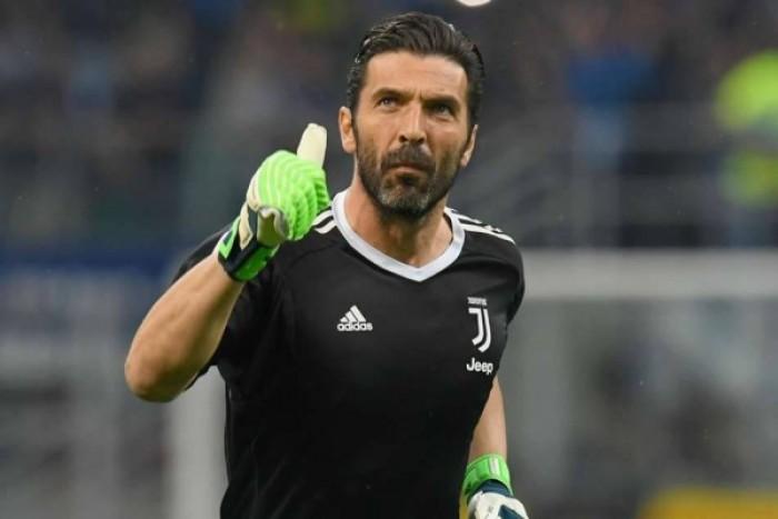 بوفون يعادل مالديني في الدوري الإيطالي