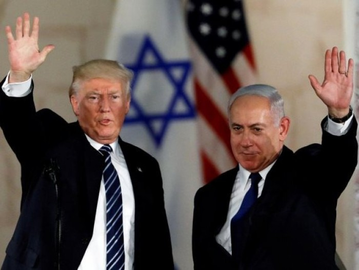 اتفاق أمني بين أمريكا وإسرائيل من أجل مواجهة إيران
