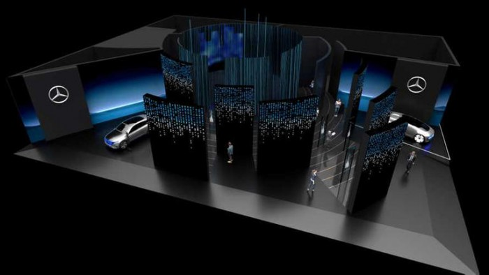 خلال يناير القادم..مرسيدس تعلن مشاركتها بمعرض CES للإلكترونيات