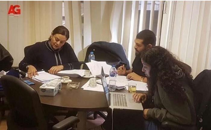 """كاملة أبو ذكري تبدأ تحضيرات """"النصابين"""" لـ نيللي كريم وآسر ياسين"""