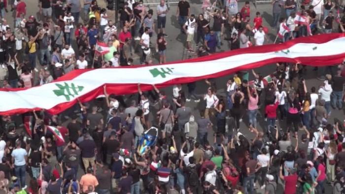 """""""العفو الدولية"""" تطالب السلطات اللبنانية بفتح تحقيق بشأن حملة القمع"""