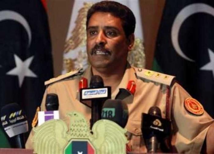 الجيش الليبي: أي جهة ستقدم الدعم لتركيا داخل بلادنا سيتم تدميرها