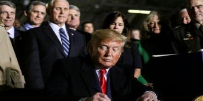 """الرئيس الأمريكي يفرض عقوبات على أنبوب الغاز الروسي""""نورد ستريم"""""""