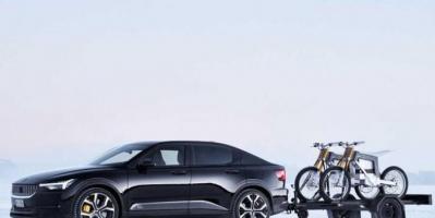 """فولفو """"بولستر 2"""" السويسرية أقوى سيارة كهربائية بالعالم"""